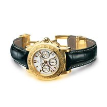 Carl F. Bucherer Patravi Travelgraph 18k Yellow Gold GMT