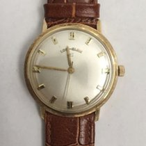 Lord Elgin Vintage 14K Solid Gold Mens