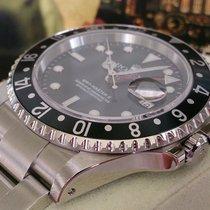 Rolex GMT II ST Ref 16710 ++LC100++ B & P ++NOS++