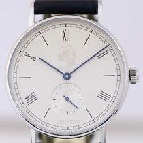 Nomos Ludwig Siemens Edelstahl roman dial Nomos Dresswatch...