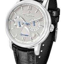 Vacheron Constantin Patrimony Jubilee White Gold Men's Watch