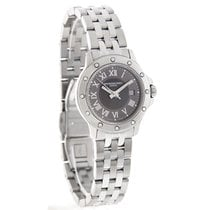 Raymond Weil Tango Ladies Charcoal Dial Quartz Watch 5399-ST-0...