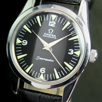 Omega Seamaster Automatic Steel Mens Watch
