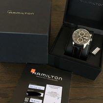 Hamilton – RailRoad Auto Chrono – H40656731 – Men's –...
