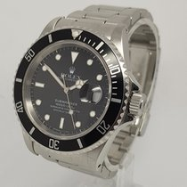 Rolex Submariner Date Mens 40mm Watch