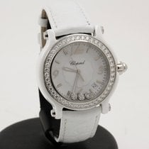 Chopard Happy Sport Ceramic Diamonds - full set 288507-9012