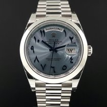 Rolex Day-Date 40mm Ref. 228206 Platinum Limited Edition...