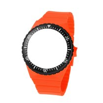 Fortis Color C20 Silikonarmband Orange