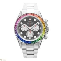 Rolex Oyster Perpetual Cosmograph Daytona Rainbow Watch in...