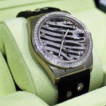 Rolex Datejust 116189 Bbr Gold Royal Black 18k White Gold...
