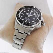 Rolex Sea Dweller DeepSea 116660 Steel Black Dial Automatic...