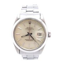 Rolex Oyster Date Stahl Automatik