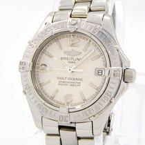 "Breitling ""A77350 Colt Oceane Chronometere"" Watch -..."