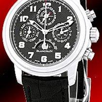 "Blancpain ""Leman Chronograph & Perpetual Calendar""..."