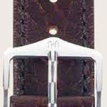Hirsch Uhrenarmband Leder Highland braun L 04302010-2-24 24mm