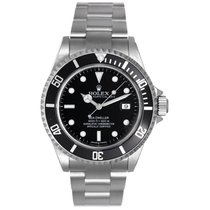 Rolex Sea Dweller Stainless Steel Men's Divers Watch 16600