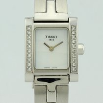 Tissot Diamonds Quartz Steel Lady L951