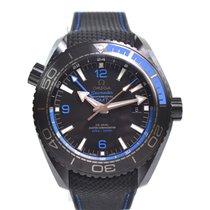 Omega Seamaster Planet Ocean Deep Black 45,5mm Neu