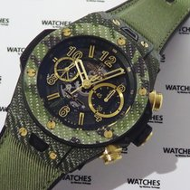 Hublot Big Bang Unico Italia Independent Green - 411.YG.1198.N...