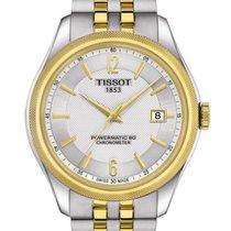 Tissot T-Classic Ballade T1084082203700 Powermatic 80 Men'...