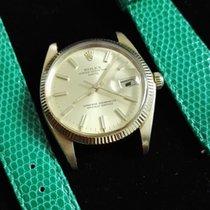 ロレックス (Rolex) date ref.1503 18 kt gold yellow nice codition