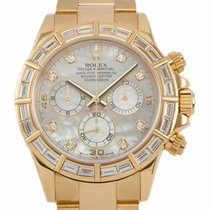 Rolex Daytona Cosmograph Chronograph 18K Yellow Gold 40mm...