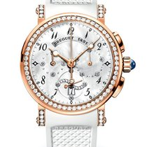 Breguet Brequet Marine 8828 18K Rose Gold & Diamonds...