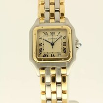 Cartier Panthère from 8-'88 complete with papers - PERFECT...