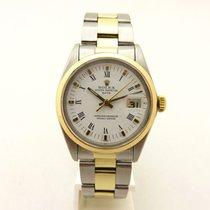 Rolex Oyster Perpetual Date in acciaio e oro del 1978 ref 1505...