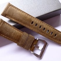 Bodhy Strap 26/22mm Sand Asso leather band - 26mm Strap...