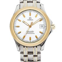 Omega 2301.21.00 Seamaster 120M 36.25mm Automatic in Steel and...