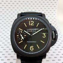 Panerai Luminor Marina Pre A PVD OP6500 Case Tritium Dial...