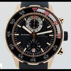 IWC Aquatimer Automatic Chronograph Rose Gold