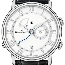Blancpain Villeret Reveil GMT