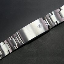 Rolex 19mm Stainless Steel Watch Band Ref. 78350 End Link: 557