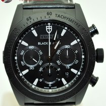 Τούντορ (Tudor) Black Shield Chronograph Ceramic