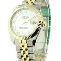 Rolex Unworn 178273 Midsize 2-Tone Datejust - Jubilee Bracelet...