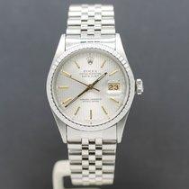 Rolex Datejust ( Stahl ) - ROLEX-Box - von 1986