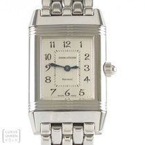 Jaeger-LeCoultre Uhr Reverso Duetto Lady Diamonds Ref. 266.8.11