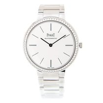 Piaget Altiplano 18k White Gold White Automatic G0A40109
