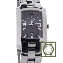 Baume & Mercier Hampton Milleis Steel Grey Dial NEW