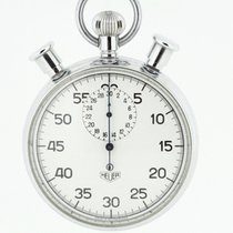 Heuer Vintage Stopwatch Rattrapante Flyback Cal. Valjoux 24...