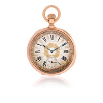 Patek Philippe , 5 MINUTE REPEATING POCKET WATCH