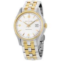Hamilton Men's H32525155 Jazzmaster Silver Dial Watch