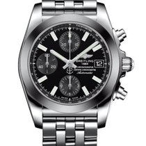 Breitling W1331012/BD92-385A Chronomat 38mm in Steel - on...