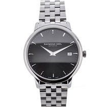 Raymond Weil Toccata 42 Stainless Steel Anthracite Dial