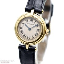 Cartier Vendome Lady 18k Yellow Gold Bj-1990