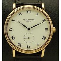 Patek Philippe | Calatrava 18 Kt Pink Gold, Ref. 3919, Full Set