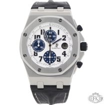 Audemars Piguet Royal Oak Offshore Navy | Steel Chronograph,...