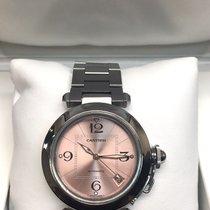 カルティエ (Cartier) Watch W31075M7 Stainless Steel/Pink Dial